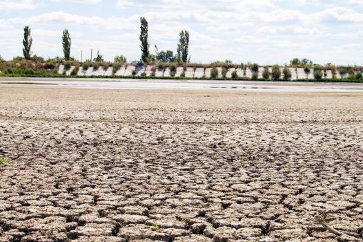 desolate desert