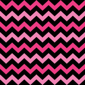 Fashion Zigzag pattern. Vector background