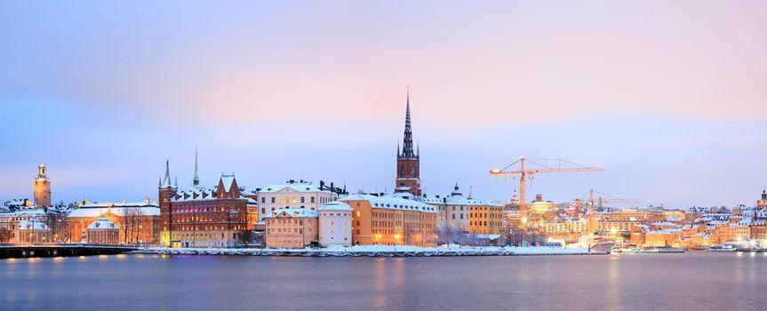 Stockholm Panoramic