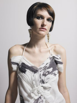 Young Elegant Woman