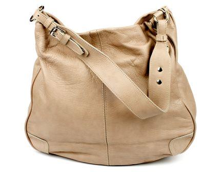 Beige Women Bag