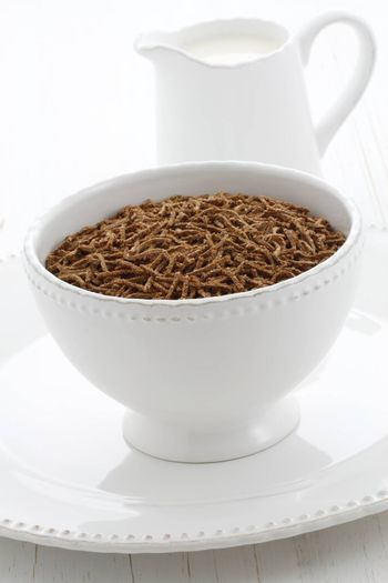 Delicious and nutritious bran cereal, this healthy meal will be an aid to digestive and overall health.