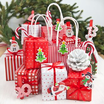 Little gifts for christmas time
