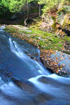 Union River Gorge Michigan