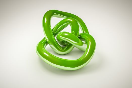 green knot