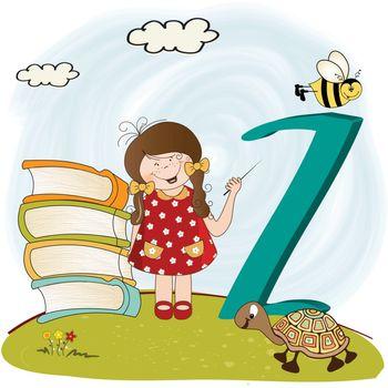 children alphabet letters