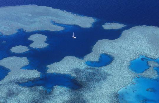 Australia Queensland Great Barrier Reef