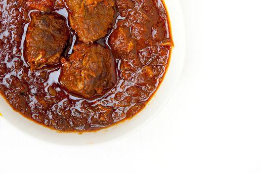 neapolitan style ragu meat sauce