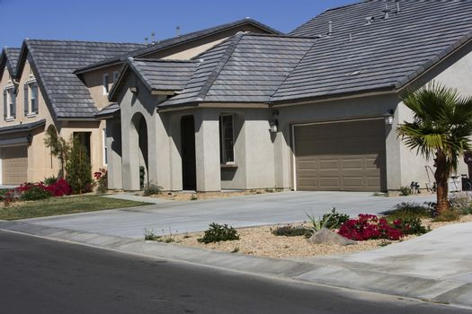 Large New Houses