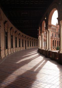Ancient Colonnade