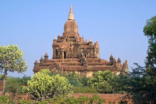 Thitsawaddy Pagoda, Bagan, Myanmar