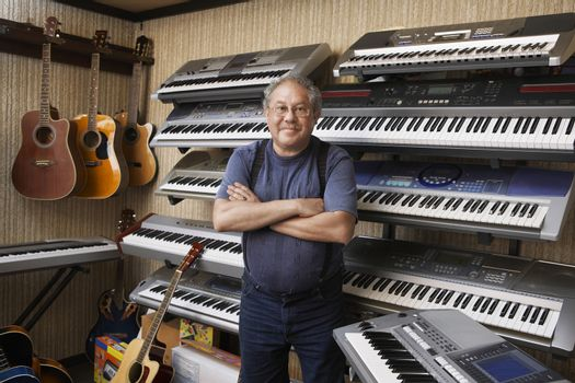 Music Store Owner