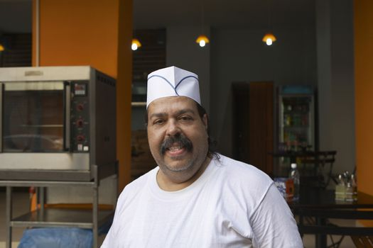 Cook in Commercial Kitchen