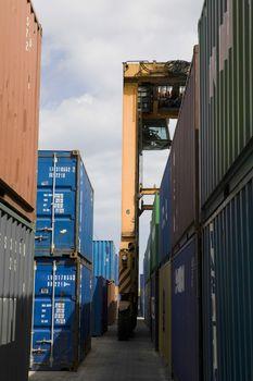 Limassol Cyprus Freight terminal