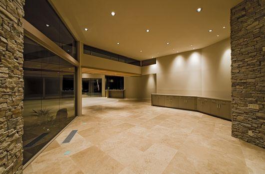 Showcase interior