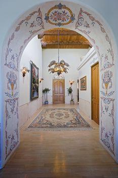 Elegant Entrance Hall