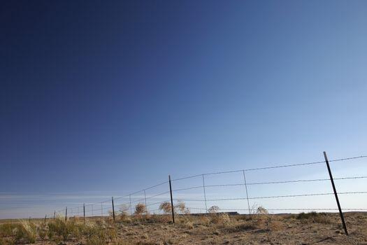 Rural landscape USA