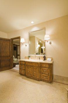 Freestanding wash hand basin