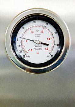 Hospital Pressure Gauge