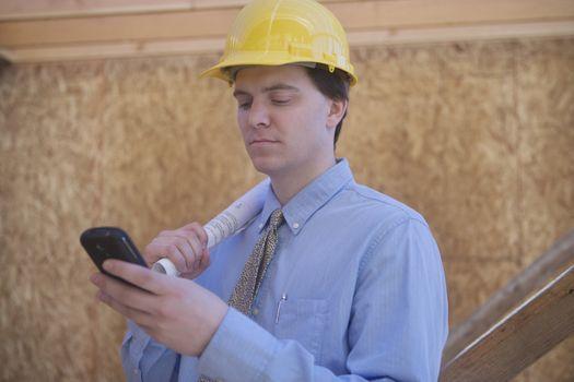 Building site inspection