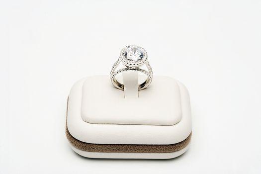 Exclusive Platinum Ring