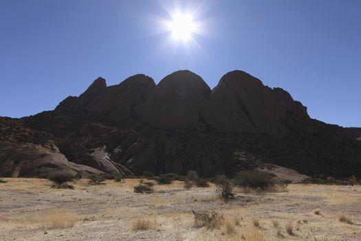 Spitzkoppe Range  Namibia