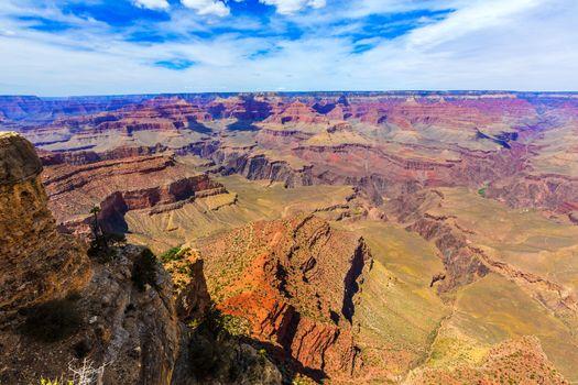 Arizona Grand Canyon National Park Yavapai Point