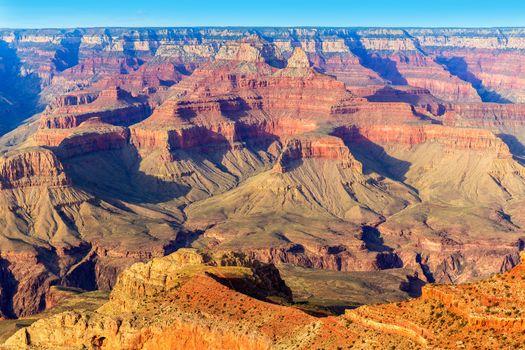 Arizona Grand Canyon National Park Mother Point US