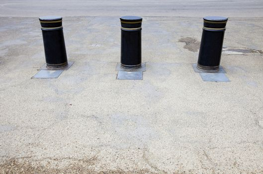 Retractable Bollards in London
