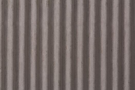 Vertical corrugated roof tile