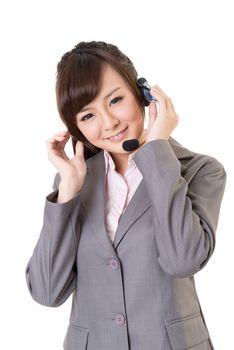 Asian secretary