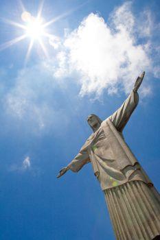 Christ statue in Rio