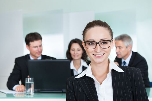 Corporate advancement and leadership