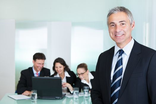 Corporate promotion and leadership
