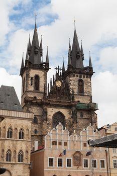 Gothic Tyn Church