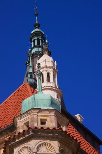 Baroque towers