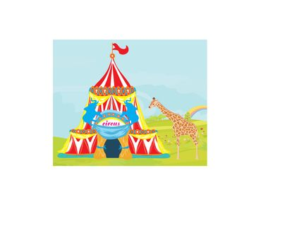 circus with animals
