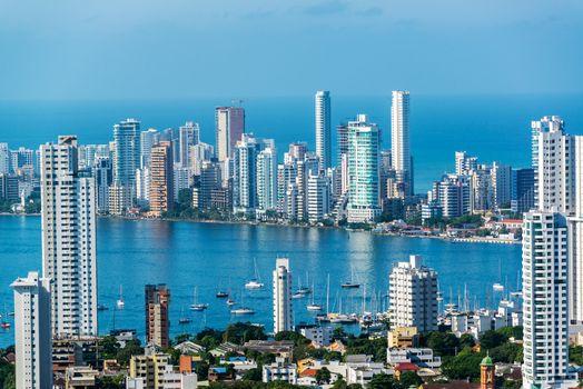 Cartagena Skyscapers