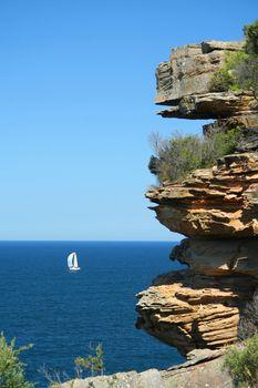 Coastal Cliffs of Sydney
