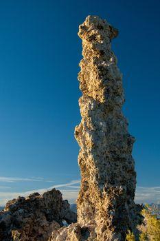 Mona Lake rock formation