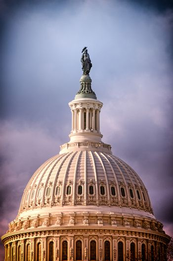 United States Capitol Dome