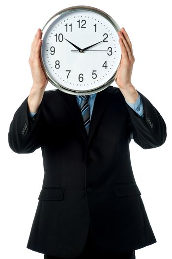 Time is the face of the business.
