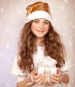 Happy Santa helper