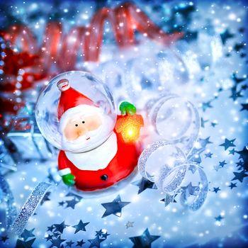 Magic Santa decoration