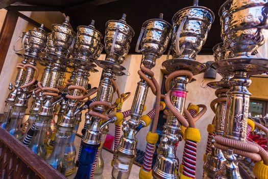 Shisha pipes hookah