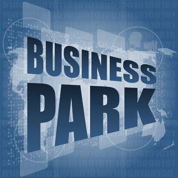 business park interface hi technology