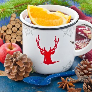Hot punch for winter
