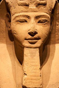 Ancient Egyptian Sphinx.
