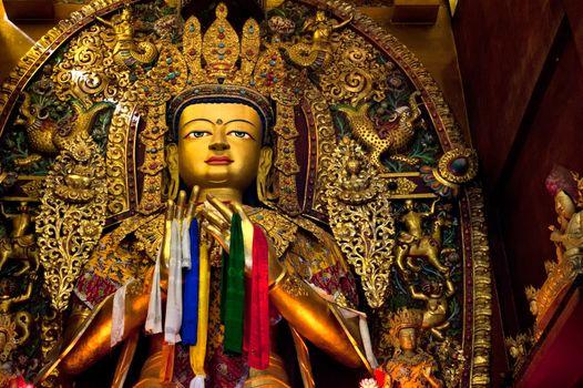 Boudhanath temple Buddha in the Kathmandu valley, Nepal