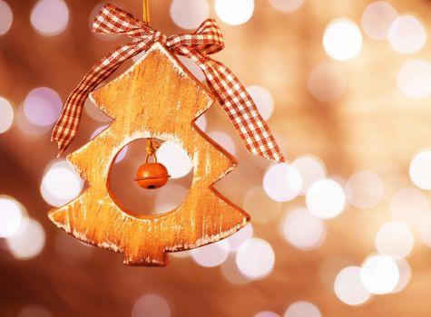 Christmas tree toy